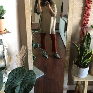 LTD Oversized Turtleneck Tunic Size XS